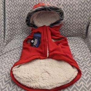 Luvgear dog coat red - Large